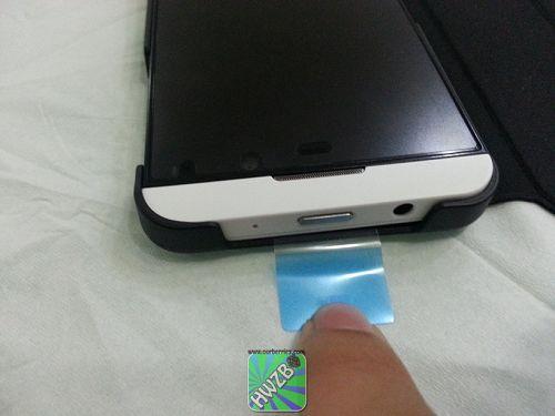 Blackberry Z10 Flip Shell Case Cover – HWZBB