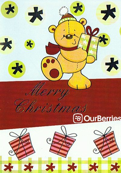 Merry Christmas @ Team OurBerries