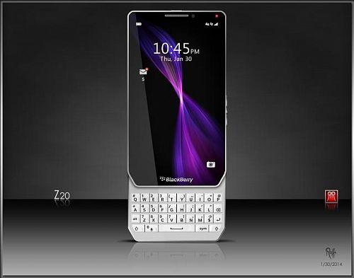 BlackBerry Z11 And Z20 Concept! – HWZBB