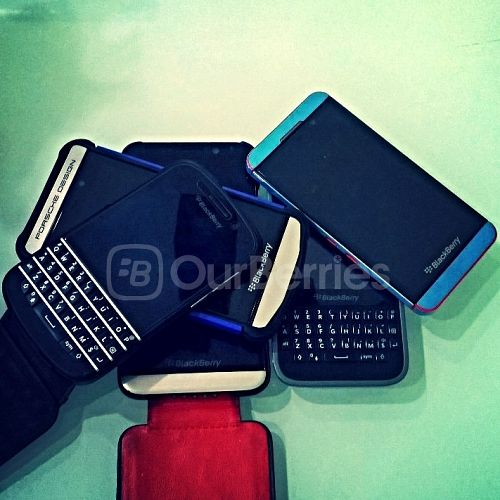 BlackBerry 10 Devices