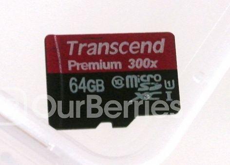 Transcend Premium UHS-I [300x] (64GB) Front