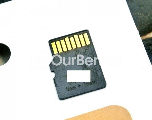 'OEM For Samsung Extreme' MicroSD (32GB) Back
