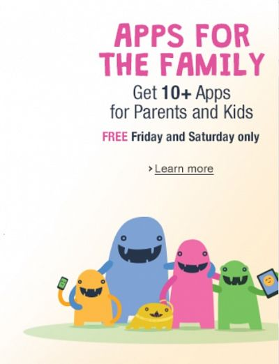 Amazon Applications for the Family