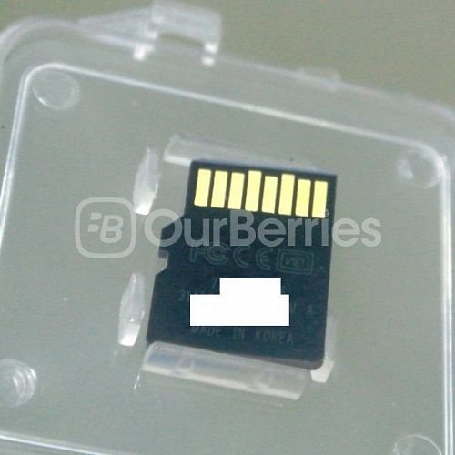 Lexar High-Performance UHS-I 633x MicroSD Back