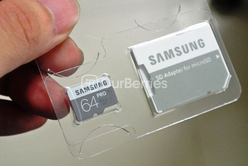 Samsung PRO microSD (New 2014 Model) (64GB) Fronts