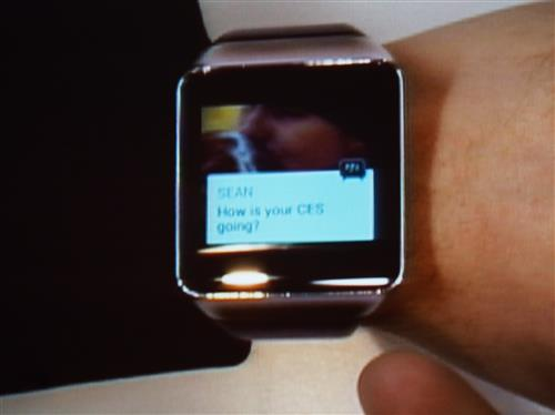 BBM on Samsung Watch