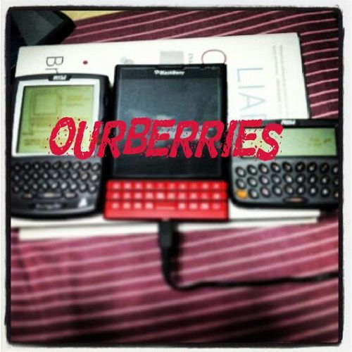 BlackBerry Passport, RIM 957