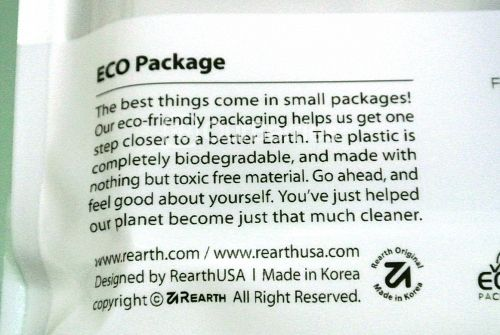 Ringke Fusion ECO-Packaging pledge