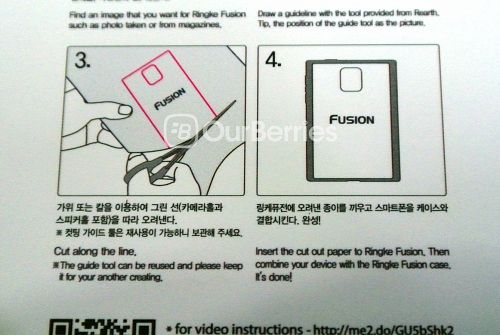DIY Instructions 2 For Ringke Fusion for BlackBerry Passport