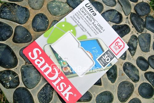 Fake SanDisk Ultra
