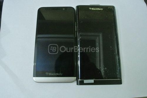 BlackBerry Z30 vs BlackBerry Priv