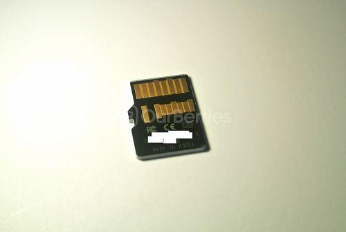 Lexar Professional 1000x MicroSDXC (64GB) Back