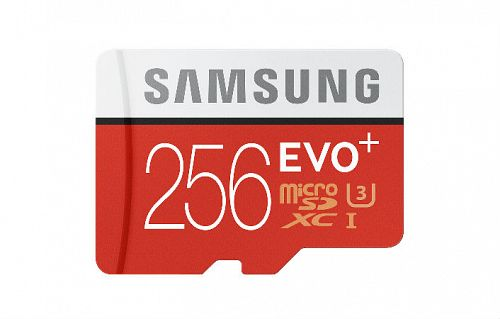 Samsung Evo+ 256GB Evo plus