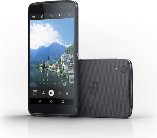 BlackBerry DTEK50 Neon Mercury