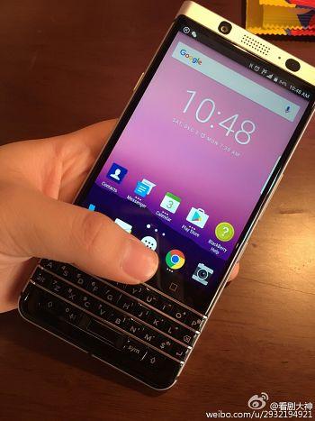 BlackBerry Mercury Device?