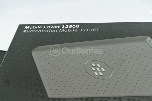 BlackBerry MP12600
