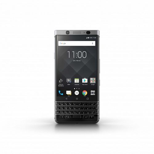 "BlackBerry ""Mercury"" KEYone Front"