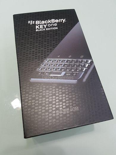 BlackBerry KEYone Black Edition Retail